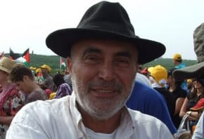 "Ezra Nawi (pictured) of the pro-Palestinian NGO Ta'ayush was scrutinized in by Israeli Channel 2's investigative television program, ""Uvda."" Credit: Wikimedia Commons."