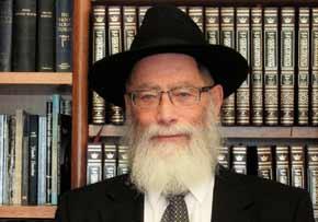 Rabbi Mordechai Gutnick