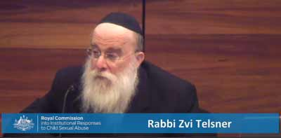 Rabbi Zvi Telsner