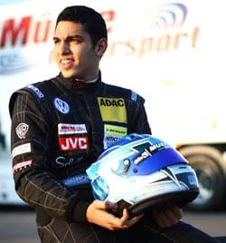 Roy Nissany - Formula 1 bound?