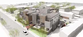 New housing community for Melbourne