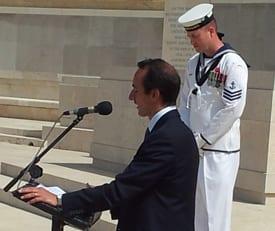 Ambassador Dave Sharma