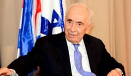 President Shimon Peres    Photo: Henry Benjamin