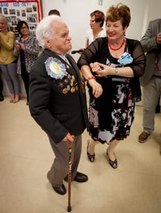 Still dancing at 100