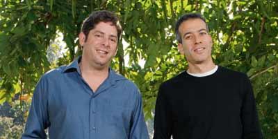 Dr. Eran Elinav and Professor Eran Segal