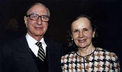 Susan and Isaac Wakil