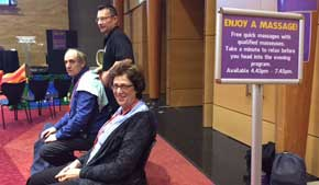 For the body as well as the soul: Yom Limmud Sydney 2016