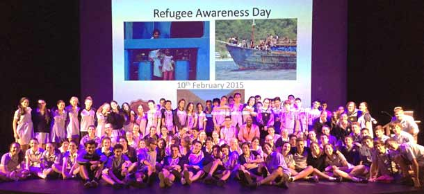 Mt Scopus Year 10 Awareness Day
