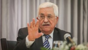 WJC leader shocked at reports Abbas hosted terrorists' families