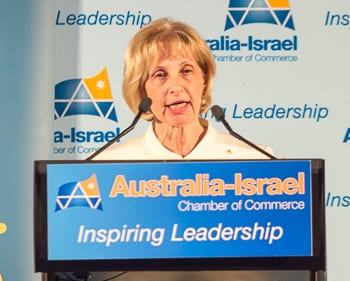 AICC Chair Jillian Segal