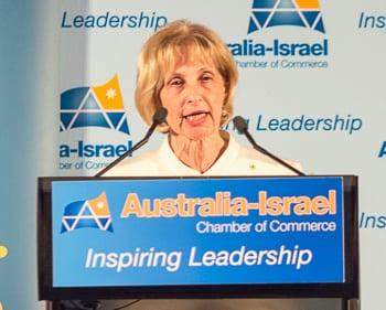 AICC Chair Jillian Segal