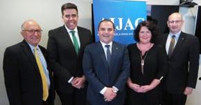 Rambam returnees address AIJAC in Sydney