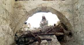 Archaeologists discover ancient entryway