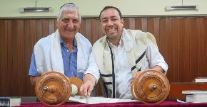 A Barmitzvah at 73