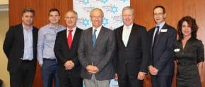 Former Premier launches Australia Israel Labor Dialogue