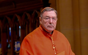 Cardinal George Pell   Photo: Henry Benjamin