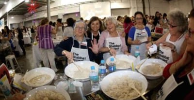 Challah baking in Sydney