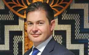 Ambassador Jonathan Curr