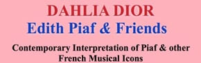 Aug-13   Sydney:    Dahlia Dior