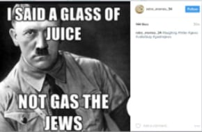 One anti-Semitic post on social media every 83 seconds