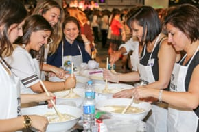 2,500 uplifted at the Sydney Challah Bake