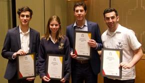 Bialik students receive VCE awards
