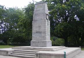 The Cenotaph at Hamilton