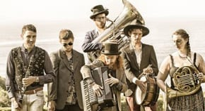 May-28   Sydney:   Klezmer as part of Vivid Sydney