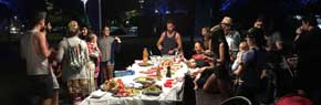 North Queensland celebrates Lag B'Omer for the first time