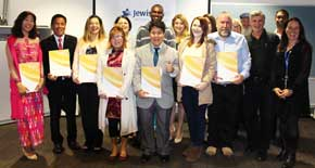 Record Number of Graduates from Aged Care Course at Jewish Care