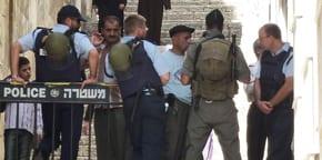 Muslims riots continue in Jerusalem