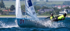 New Zealand sailor Jo Aleh inducted into Jewish Sport Hall of Fame