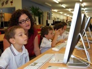 kids at macs