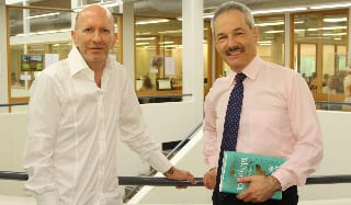 Simon Sebag Montefiore and Tom Mautner