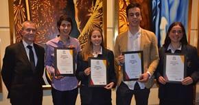Premier's Awards for Mount Scopus students