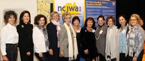 New board for NCJWA NSW