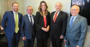 Peta Credlin and James Morrow talk about Israel