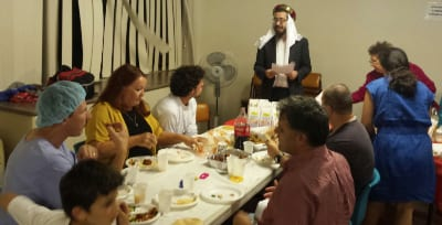 Purim in Cairns