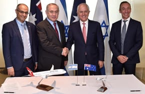 Qantas and EL AL announce codeshare agreement