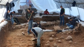 New evidence of Romans breaching Jerusalem's third wall