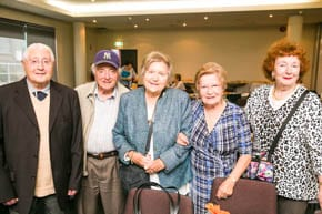 UIA Victoria – Seniors' Afternoon Tea