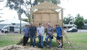 Jewish Men's Shed in Perth