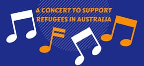 Aug-20   Sydney:   SHELTER: A concert for peace
