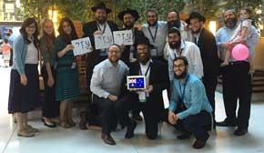 Strengthening Jewish life at universities
