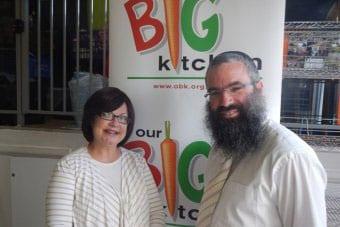 Laya and Rabbi Dovid Slavin
