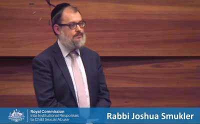 Rabbi Joshua Smukler
