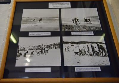 Australian surf carnival in Gaza, 2012