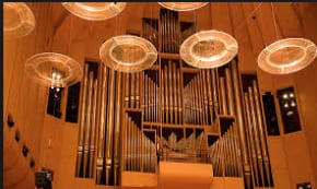The Sydney Opera House organ