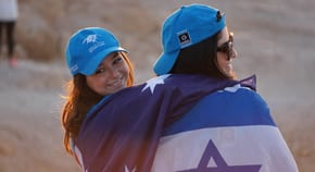 Buzz:  a Taglit-Birthright Israel trip for young adults with special needs