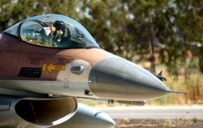 Israeli fighter jets damaged by flooding after record rainfall